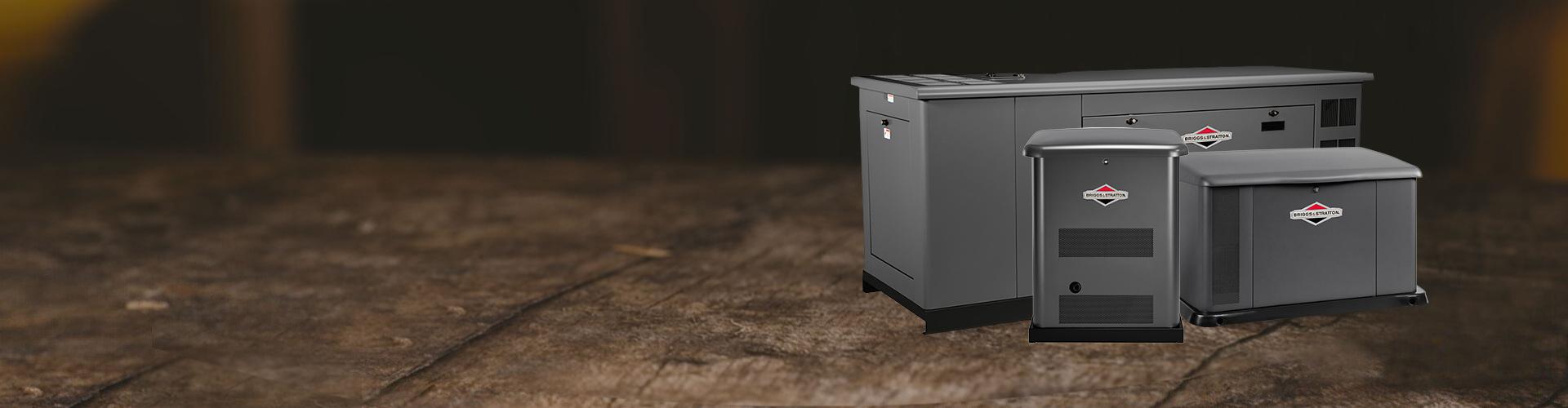 Briggs & Stratton Generator Dealers | Generator Technologies